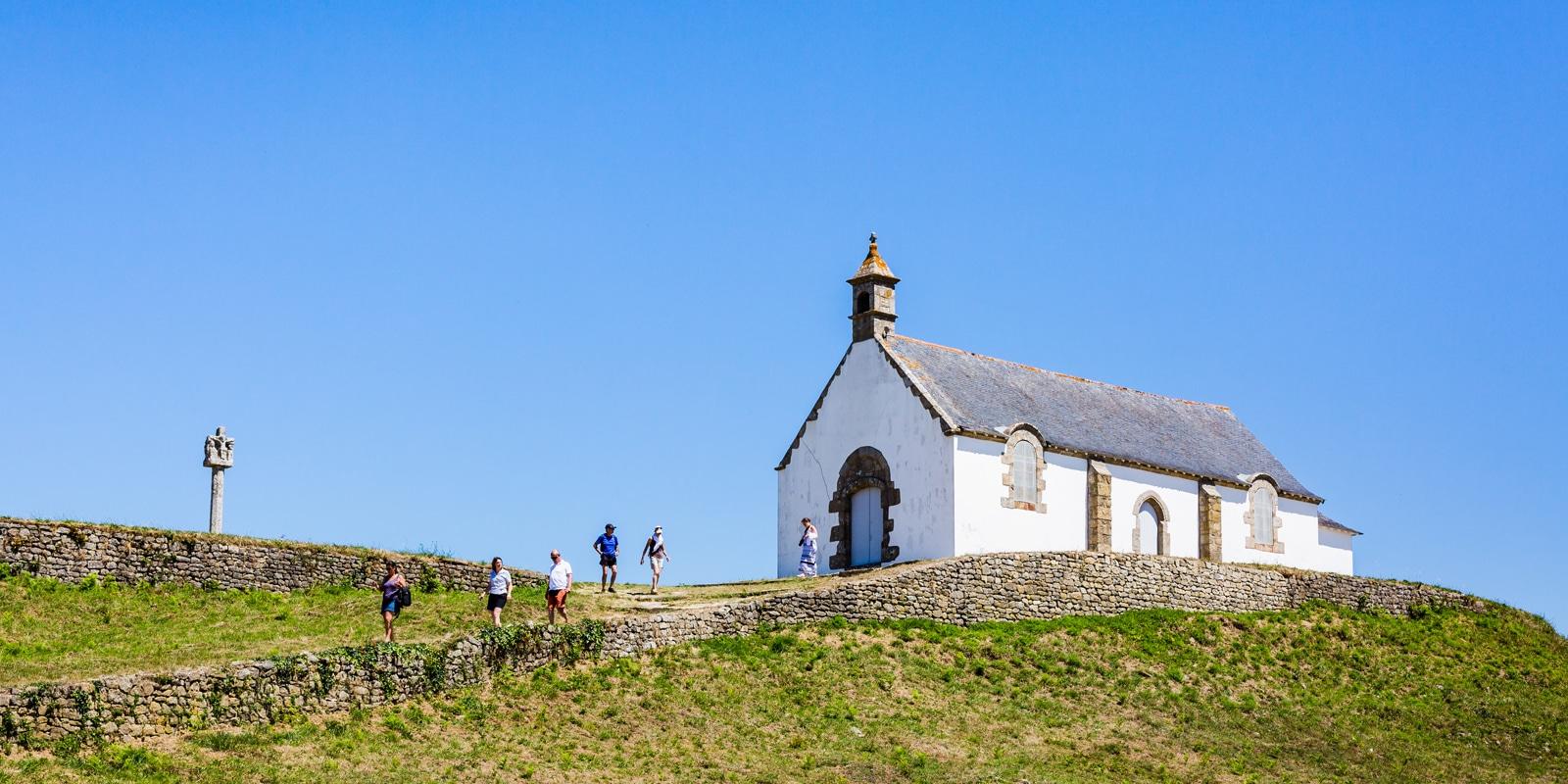 Chapelle du Tumulus Saint Michel à Carnac