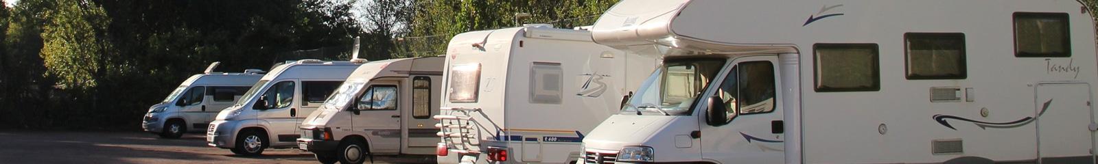 L'aire de Camping-Car de Carnac