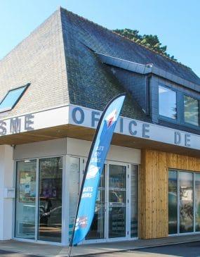 Carnac Tourist Office, Carnac Plage