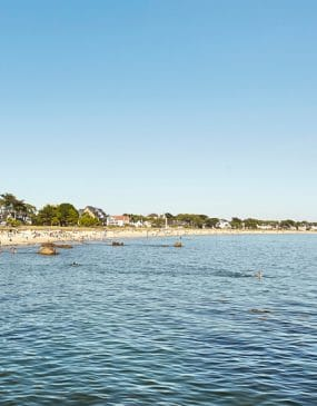 The Grande Plage at Carnac